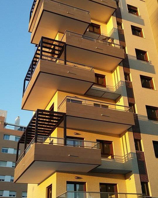 ETRES Consultores evalúa el primer edificio de viviendas VERDE del Levante español