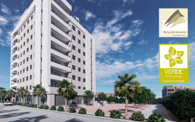 Nuevo edificio VERDE en Campello