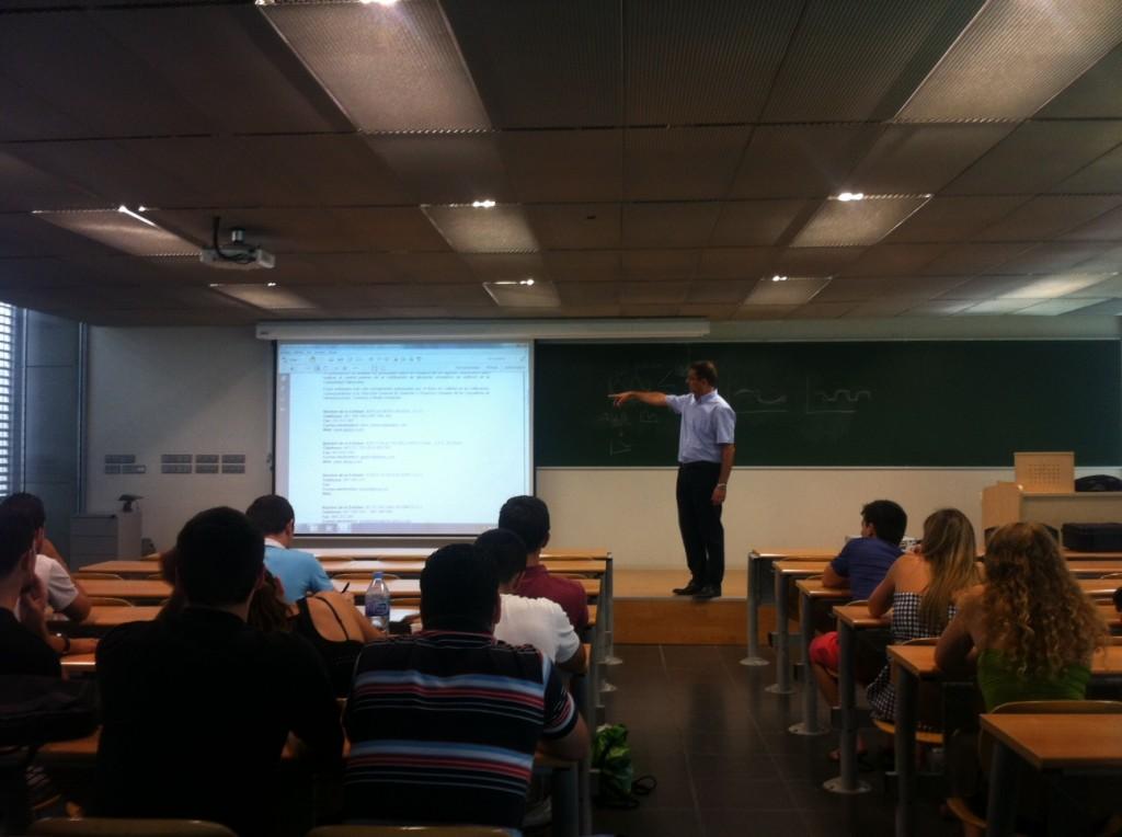 Curso Eficiencia Energética Universidad Miguel Hernández