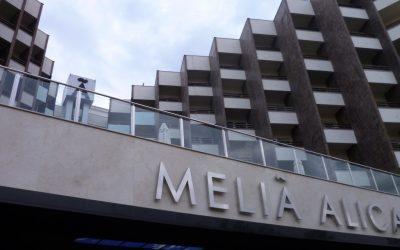 Certificación de Eficiencia Energética Hotel Meliá Alicante. Caso Práctico.