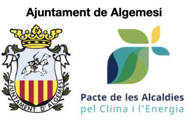 Pacto de las Alcaldías Plan de participación pública Algemesí