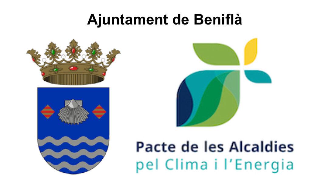 Pacto de las Alcaldías Plan de participación pública Beniflà