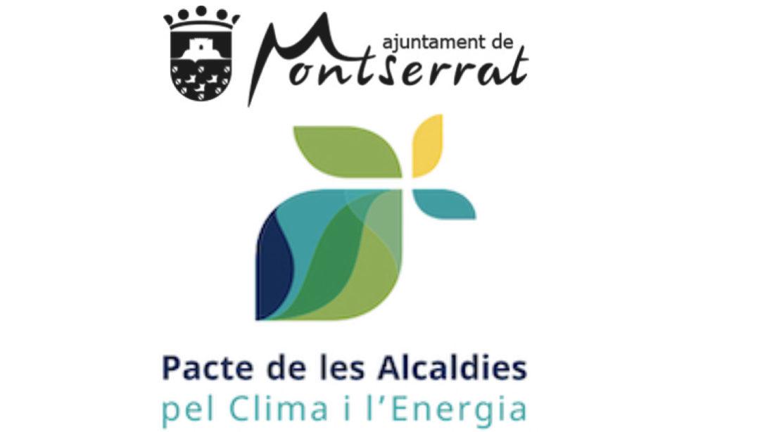 Pacto de las Alcaldías Plan de participación pública Montserrat