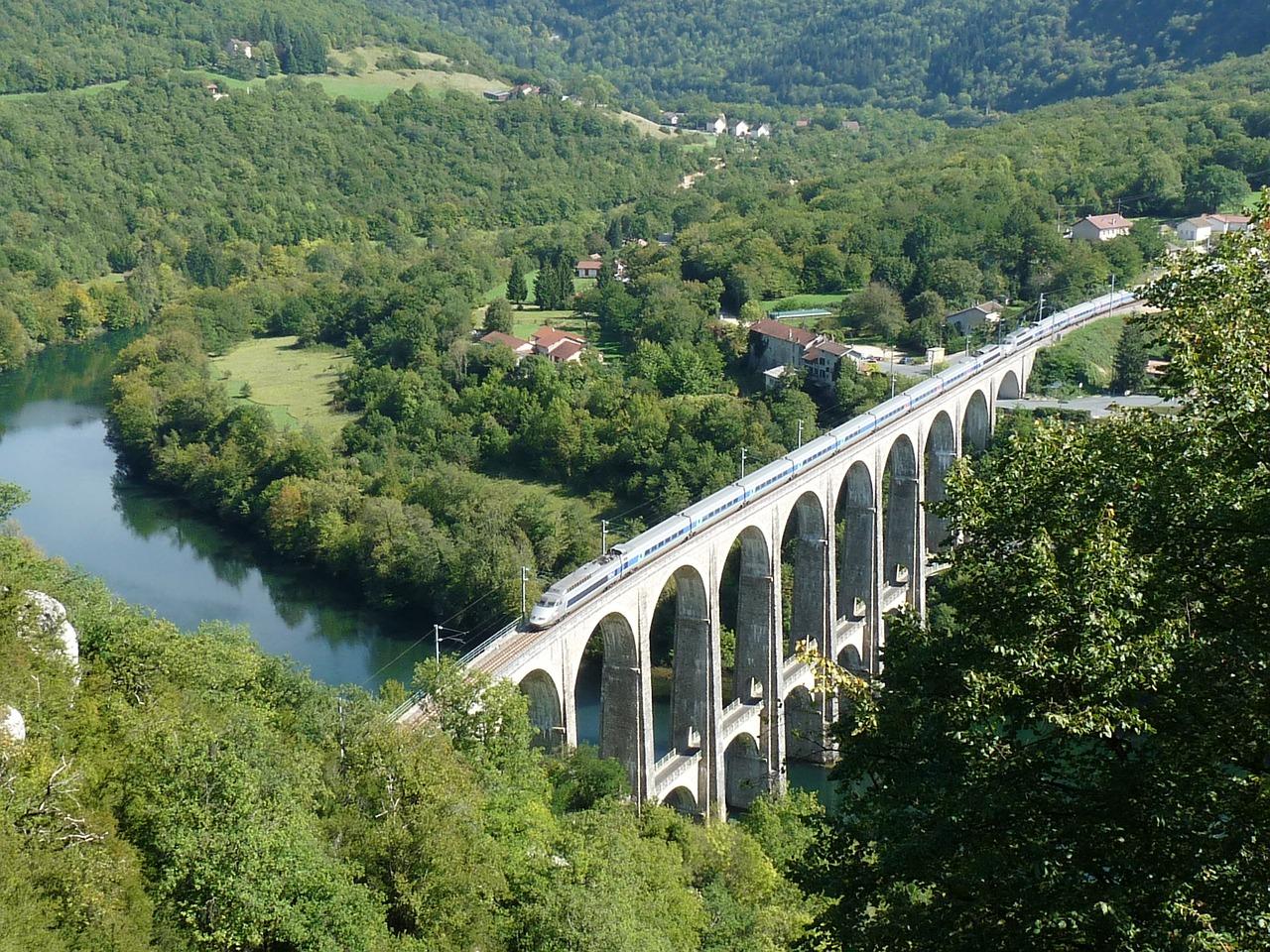 Ferrocarril y medio ambiente